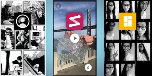 Google Unveils 3 Experimental Photo Apps For Smartphones