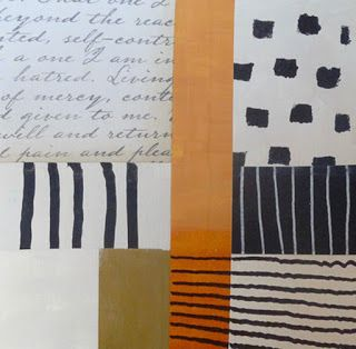 COLLAGE No. 13 by Linda Popple