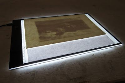 On Making Copies-and Using a Light Box