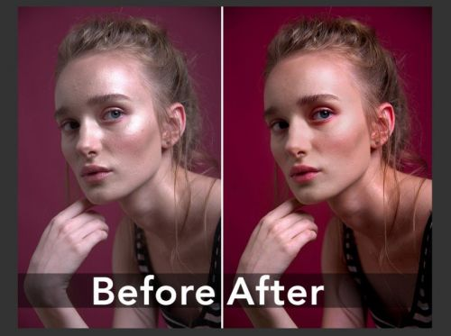 Human vs Machine: Can This AI Retouch Photos Better Than You?