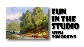 VIDEO: Fun In The Studio With Tom Brown