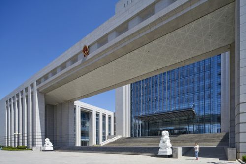 Gansu Provincial Superior People's Court / BIAD