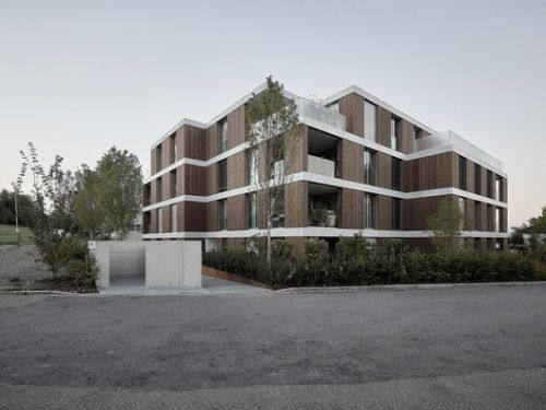 Oetlisberg Housing / Urben Seyboth Architekten