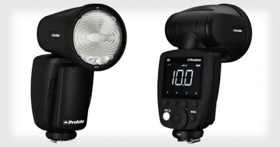 Profoto A1: Profoto's First On-Camera Flash, World's Smallest Studio Light