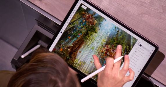 Apple's New iPad Pro Can Edit a 3GB .PSD File in Photoshop with Zero Lag