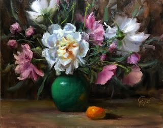 Oil Painters of America Salon Show art by Pat Meyer