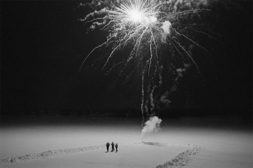 Through Monochromatic Photographs, Aleksey Myakishev Documents Rural Life in Russia