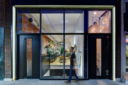 112 East Washington / Neumann Monson Architects