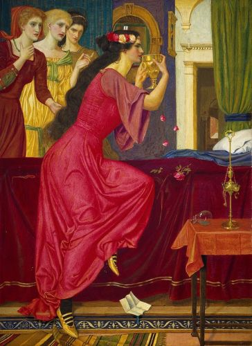 Joseph Edward Southall's Tempera Paintings