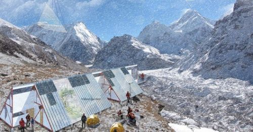 "Nepal's ""Vertical University"" Will Include 6 Campuses In 5 Climatic Regions to Teach About Climate Change"