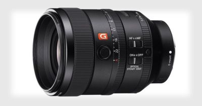 Sony Reveals G Master 100mm f/2.8 STF Lens with 'Breathtaking Bokeh'