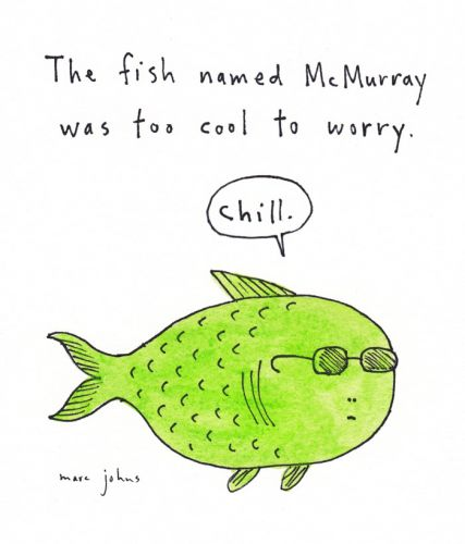 The fish named McMurray