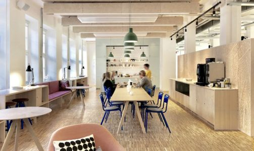 Rights & Brands Stockholm / Anders Berensson Architects