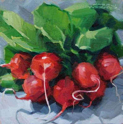 Really Red Radishes