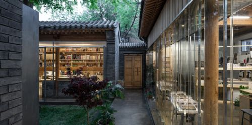 Dwelling in Hutong / MINOR lab