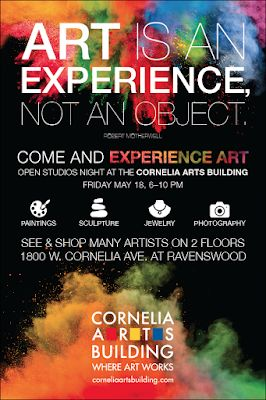 May 18 Open House at the Cornelia Arts Building
