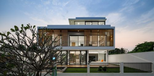 B House / Kit Design Architect