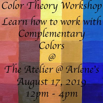 A Color Theory Workshop Arlene's Artist Materials