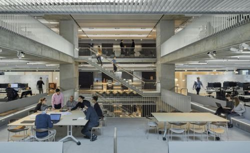 Arup Sydney Offices / HASSELL