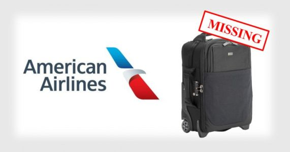 Photographer: American Airlines Lost My Camera Gear Worth $13,000