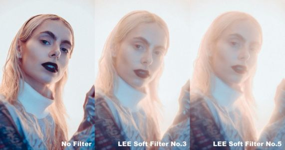 Using Diffusion Filters: A Comparison of LEE Soft Filters 1 to 5