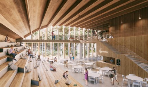 A Library in South Korea and a School in Mozambique: 10 Unbuilt Projects Submitted to Archdaily