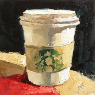 COFFEE TO GO by TOM BROWN