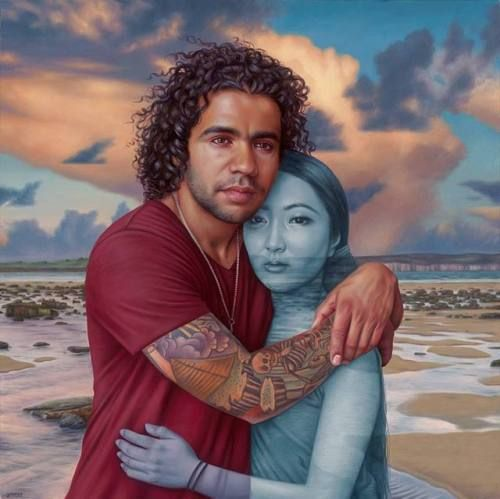Paintings by Alex Gross Alex Gross is a