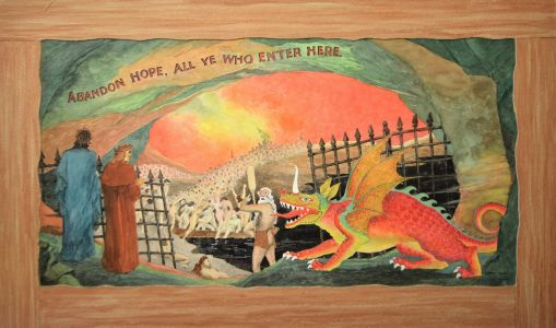 EXHIBITION: Bridging Two Worlds: The Land of the Living and the Land of the Dead