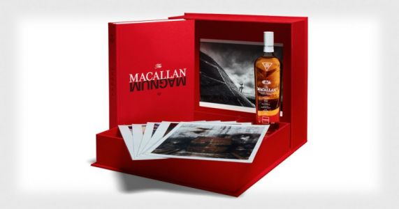 Macallan Launches a Magnum Photos Limited Edition Whiskey