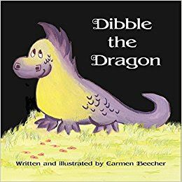 "My New Children's Book, ""Dibble the Dragon,"" Now on Amazon"