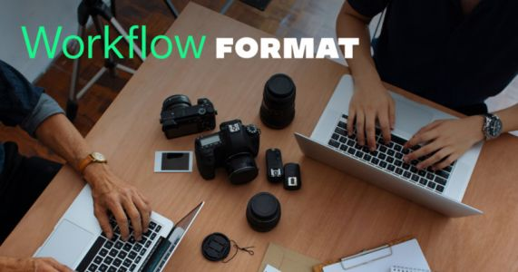 Format Launches Workfow: Adds Gallery Support and Business Tools
