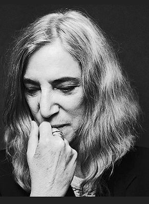 Patti Smith's photos at the San Francisco Art Institute