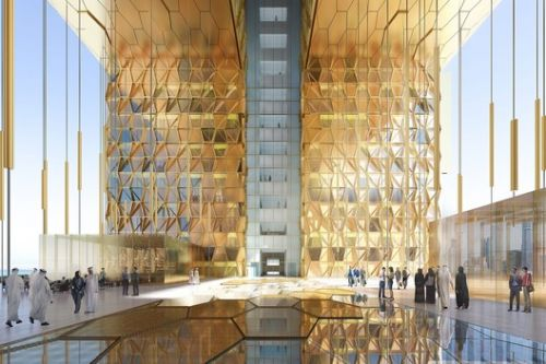 Kuwait's New Palace of Justice to Become World's Tallest and Largest Judicial Building