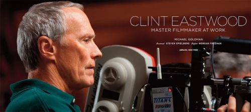 Clint Eastwood, Master Filmmaker at Work designed by Mark Murphy