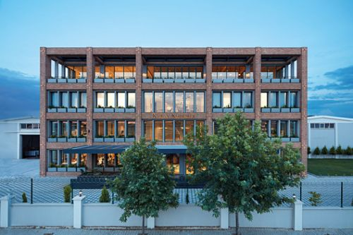 Empera Headquarters / Yerce Architecture + zaas