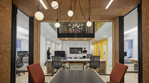 Quinnipiac University Brand Strategy Group / Amenta Emma Architects