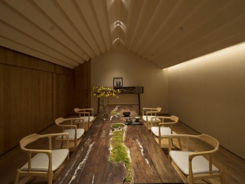 TEA MASTER / kooo architects