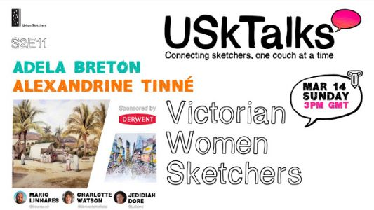 Next USK Talks: Victorian Women Sk