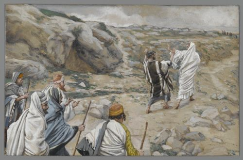 Gospel of Matthew - Get behind me, Satan! Continued
