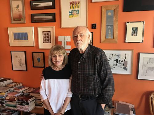 The Enthusiast: Mac McGinnes and Constance Lewallen in Conversation