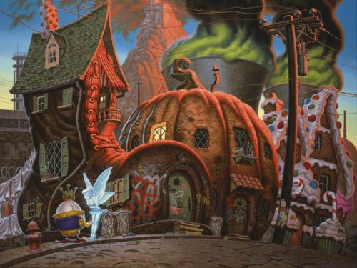 Fairyland, Todd Schorr