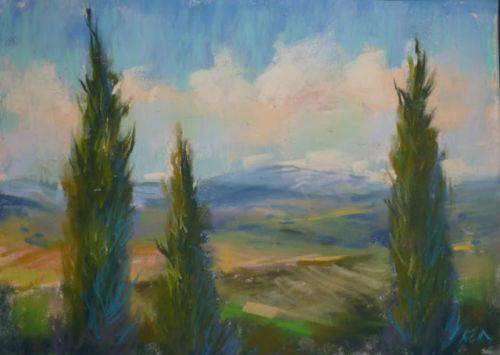 Painting Provence Part I .Welcome to Our Home!