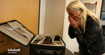 Video: The Moment a Photographer Gets Her Stolen Camera Gear Back
