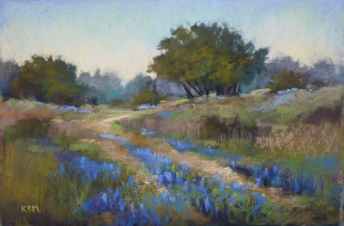Tips for Powerful Color in a Landscape Painting