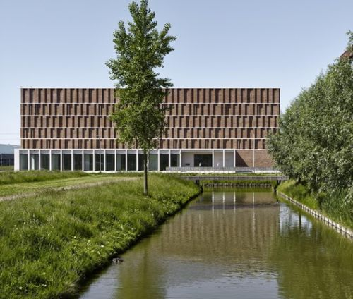 City Archive Delft / Office Winhov