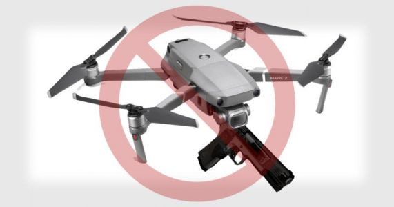 Do NOT Weaponize Your Drone, FAA Warns