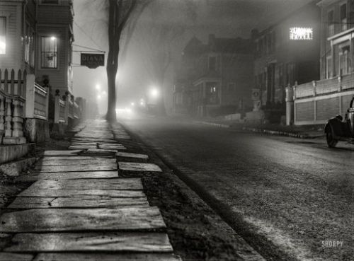Night and Fog: 1941