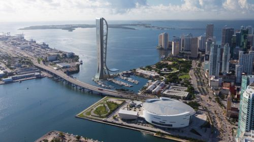 SkyRise Vertical Theme Park Set to Become Florida's Tallest Tower