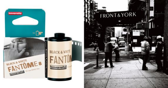 Lomography Unveils New, Super-High Contrast Black and White Film